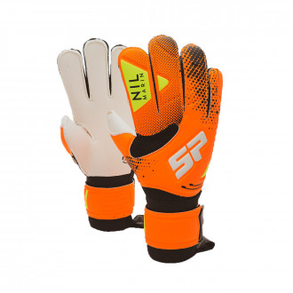 Glove Nil Marín Iconic Niño Orange-Black-Volt