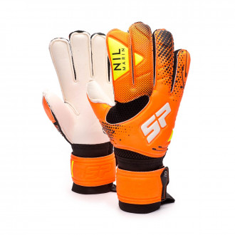 Glove Nil Marín Iconic Protect Niño Orange-Black-Volt
