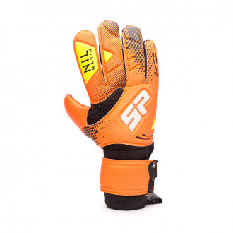 Glove SP Fútbol Nil Marín Training Niño Orange-Black-Volt