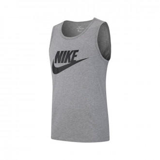 Maillot Nike Sportswear Dark grey heather-Black