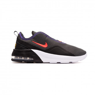 Zapatilla Nike Air Max Motion 2 Black-Flash crimson-University gold