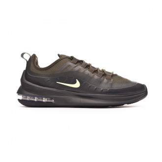 Zapatilla Nike Air Max Axis Cargo khaki-Barely volt-Black-White