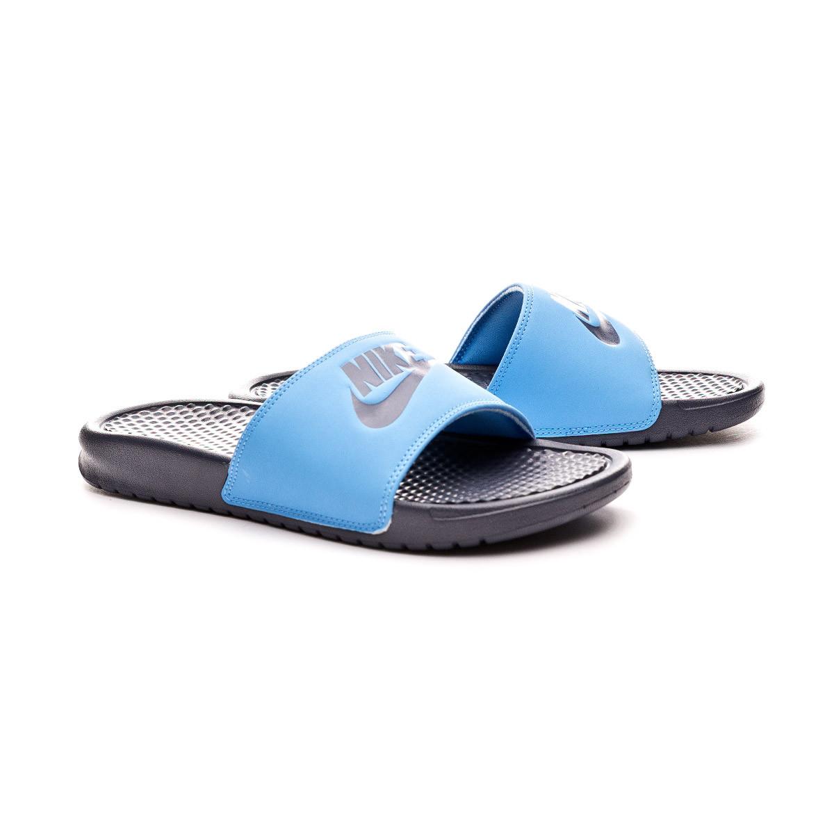 Flip-flops Nike Benassi JDI Blackened