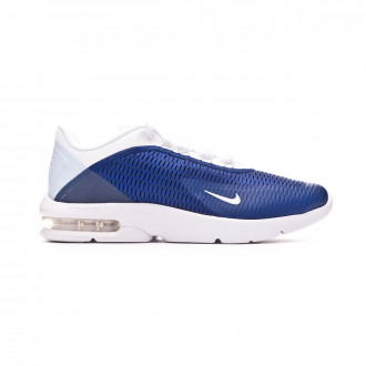 Baskets Nike Air Max Advantage 3 Deep royal blue-White-University blue