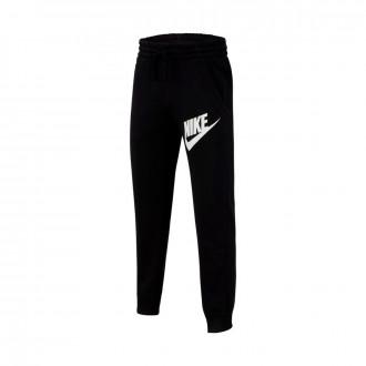 Pantalon Nike Sportswear Niño Black-White
