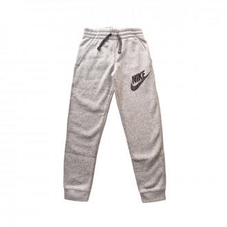 Pantalon Nike Sportswear Enfant Dark grey heather-Dark grey-Black
