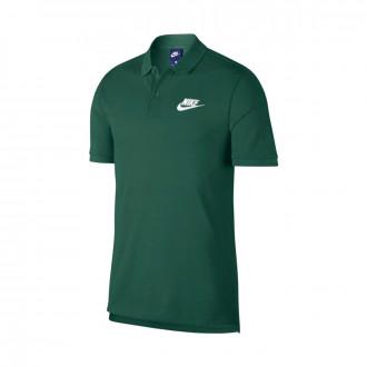 Polo Nike Sportswear Galactic jade-White