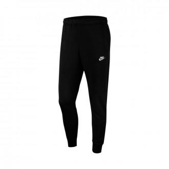 Pantalon Nike Sportwear Club Jogger Black-White