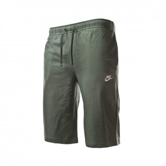 Calções Nike Sportswear Galactic jade-White