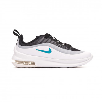 Baskets Nike Air Max Axis Enfant Black-Spirit teal-White-Platinum tint
