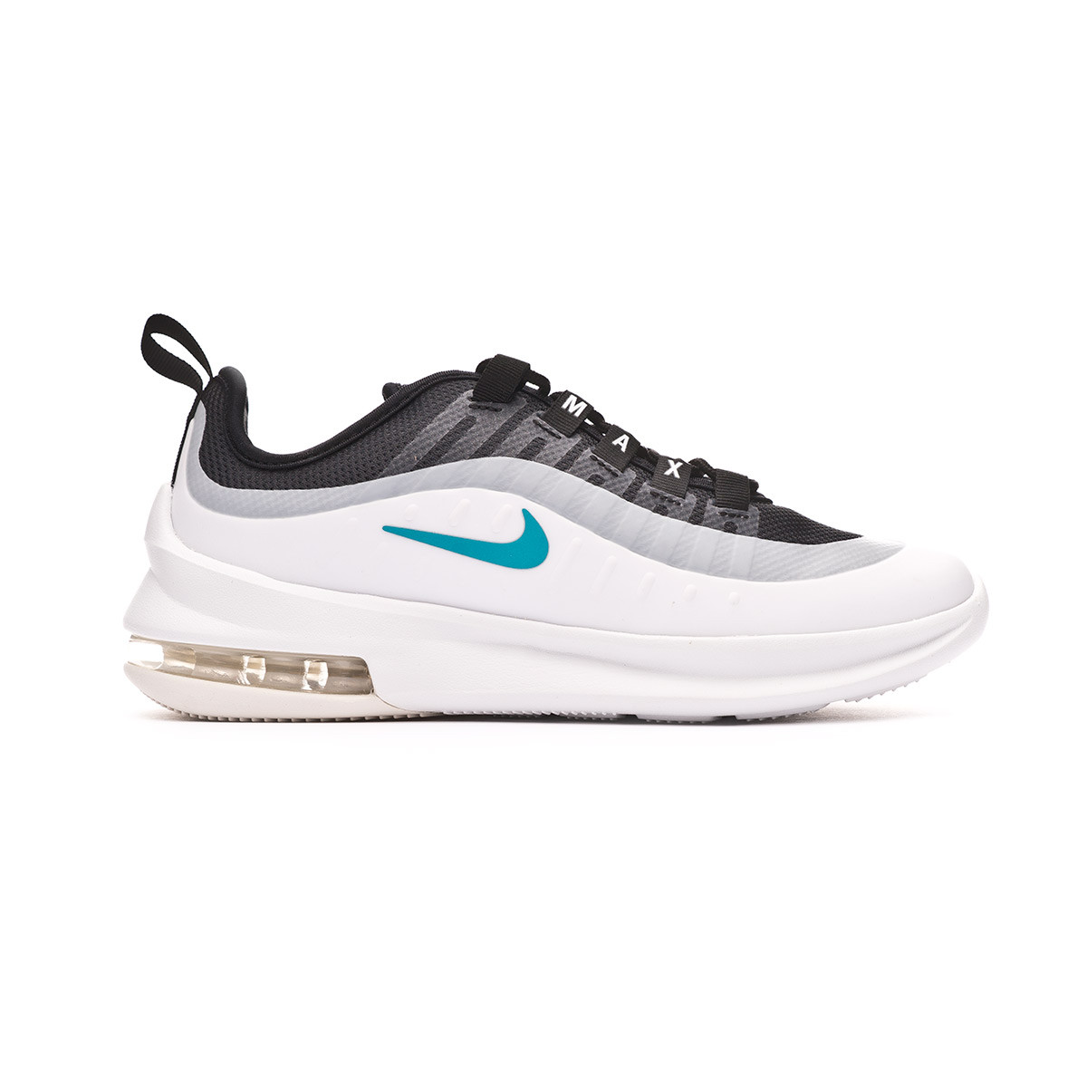 linda sesión cazar  Trainers Nike Air Max Axis Niño Black-Spirit teal-White-Platinum tint -  Football store Fútbol Emotion