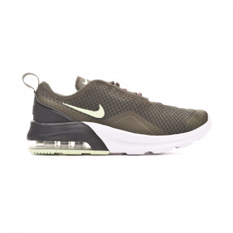 Baskets Nike Air Max Motion 2 Cargo khaki-Barely volt-Black-White