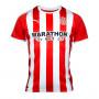 Camiseta Girona FC Primera Equipación 2019-2020 Niño Red-White