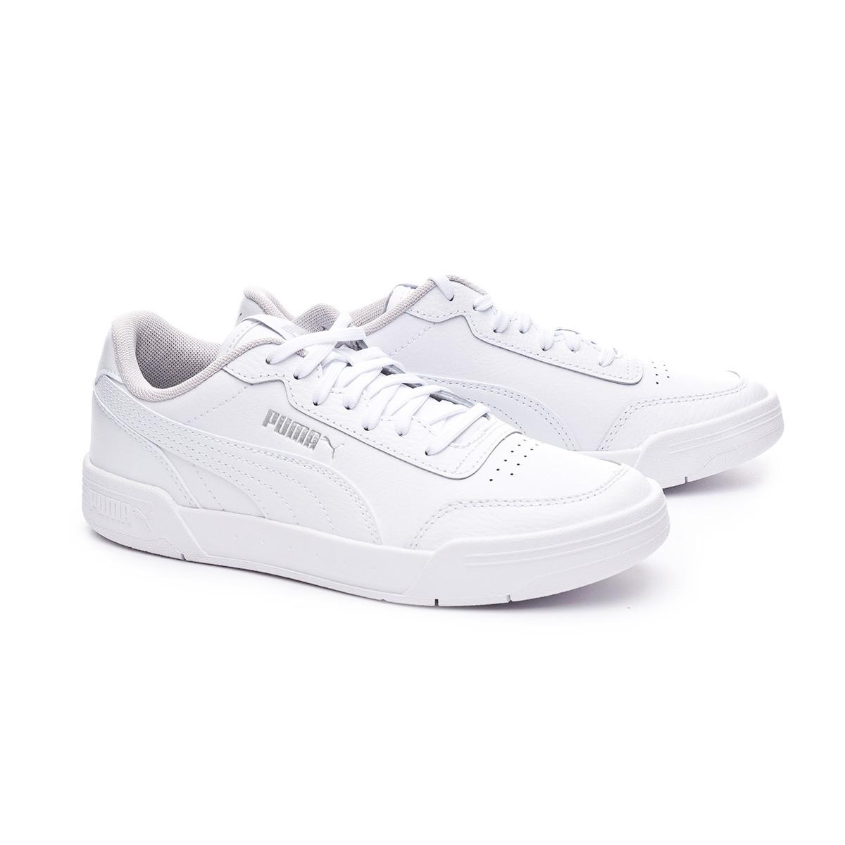 Scarpe Bambino Silver I2edhw9 White Puma Caracal VpUSzM