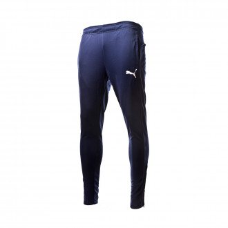 Pantaloni lunghi Puma Active Tricot Pants cl Peacoat