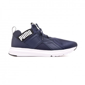 Baskets Puma Enzo Sport Peacoat-Puma white