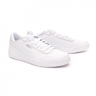 Baskets  Puma Caracal Puma white-Puma silver