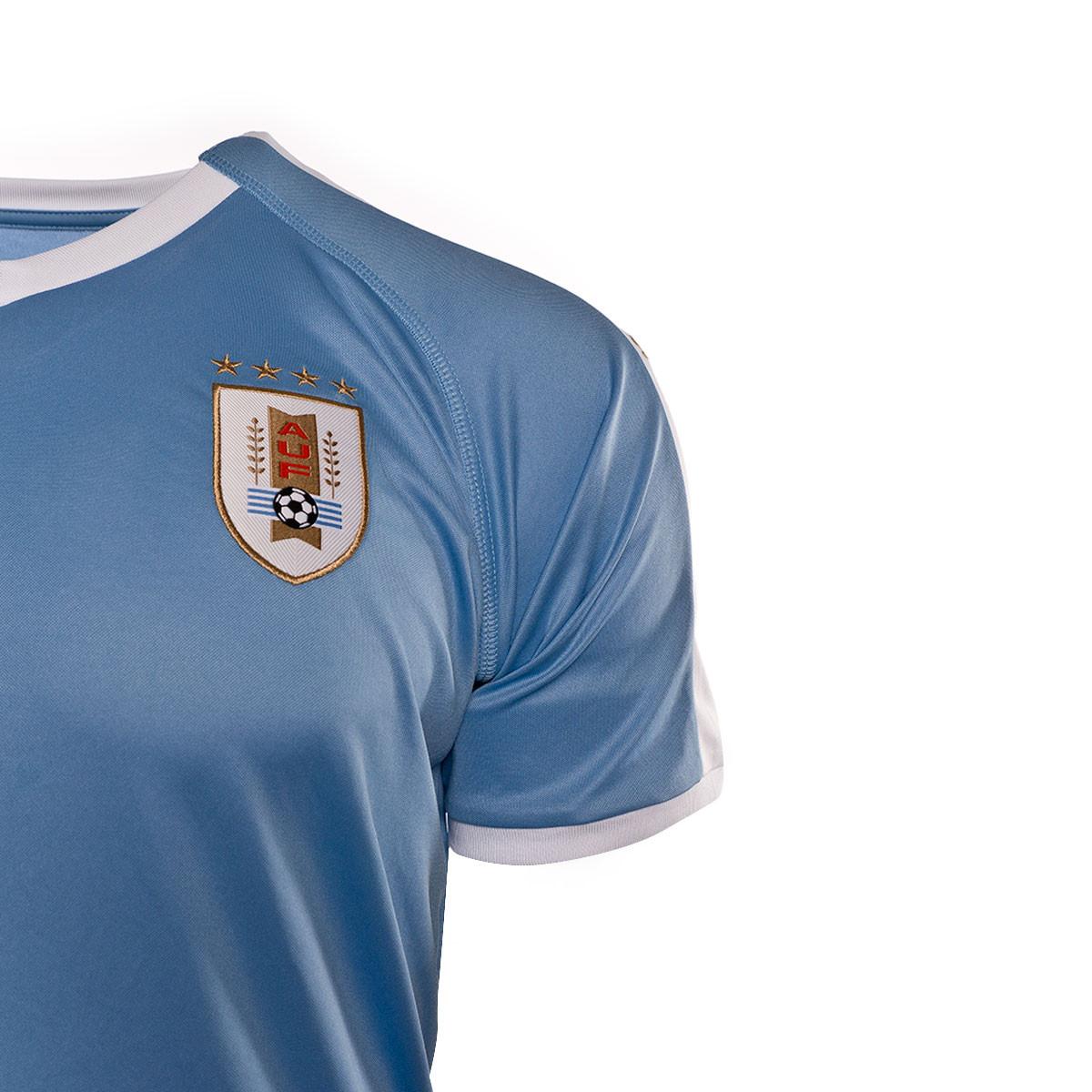 Camisa Puma Uruguai Home 2019