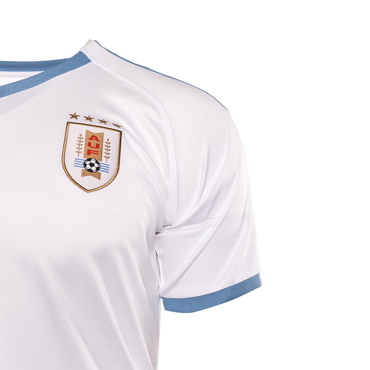 874cbdc248 Camiseta Uruguay Segunda Equipación 2019-2019 Puma white