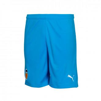 Shorts Puma Valencia CF Tercera Equipación 2019-2020 Malibu blue-Indigo bunting-Puma white