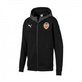 Jacket  Puma Valencia CF Paseo 2019-2020 Puma black