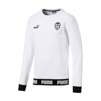 Felpa Puma Valencia CF Urban Culture 2019-2020 Puma white