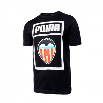 Playera Puma Valencia CF Urban Culture 2019-2020 Puma black