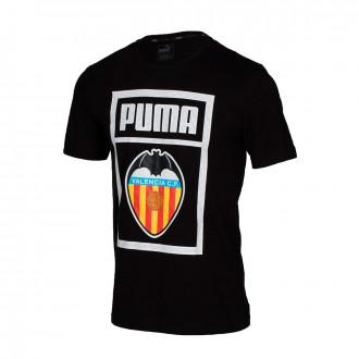 Camiseta Puma Valencia CF Urban Culture 2019-2020 NIño Puma black