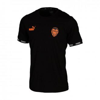 Camiseta Puma Valencia CF 2019-2020 Niño Puma black