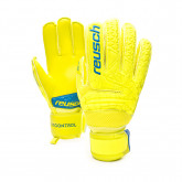 Gant Fit Control SG Extra Finger Support Lime-Safety yellow