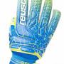 Guante Fit Control Pro G3 Negative Cut Blue-Lime