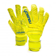 Glove Fit Control G3 Fusion Evolution Lime-Safety yellow