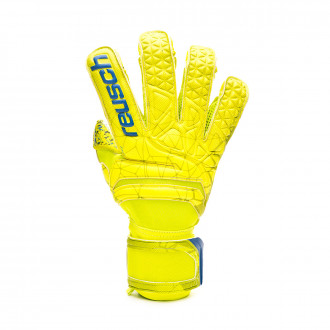 Glove  Reusch Fit Control G3 Fusion Evolution Lime-Safety yellow