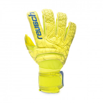 Guanti Reusch Fit Control S1 Evolution Lime-Safety yellow