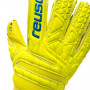 Guante Fit Control S1 Evolution Finger Support Niño Lime-Safety yellow