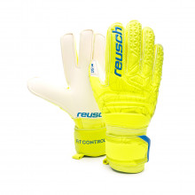 Gant Fit Control SG Finger Support Niño Lime-Safety yellow