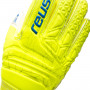 Guante Fit Control SG Finger Support Niño Lime-Safety yellow