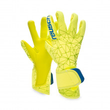 Glove Kids Pure Contact S1  Lime-Safety yellow