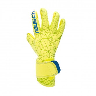 Guanti Reusch Pure Contact S1 Niño Lime-Safety yellow