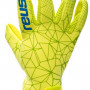 Guante Pure Contact S1 Niño Lime-Safety yellow