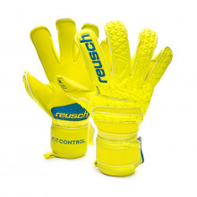 Luvas Fit Control S1 Evolution Niño Lime-Safety yellow