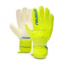 Glove Fit Control SG Niño Lime-Safety yellow
