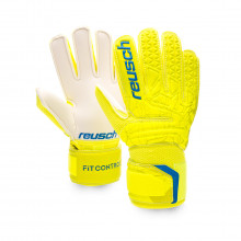 Glove Fit Control SD Open Cuff Niño Lime-Safety yellow