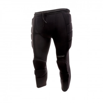 Calças Pirata Reusch 3/4 Soft Padded Black