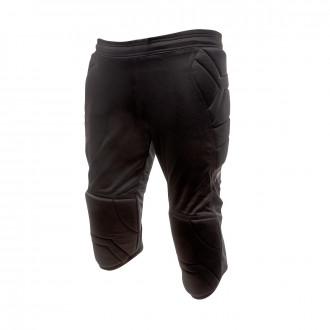 Capri pants  Reusch Contest 3/4 Black