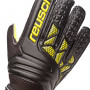 Guante Fit Control SD Open Cuff Hugo Lloris Niño Black-Lime green