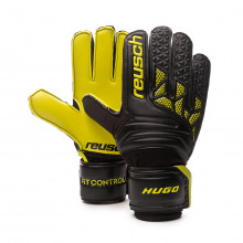 Glove Fit Control SD Open Cuff Hugo Lloris Niño Black-Lime green