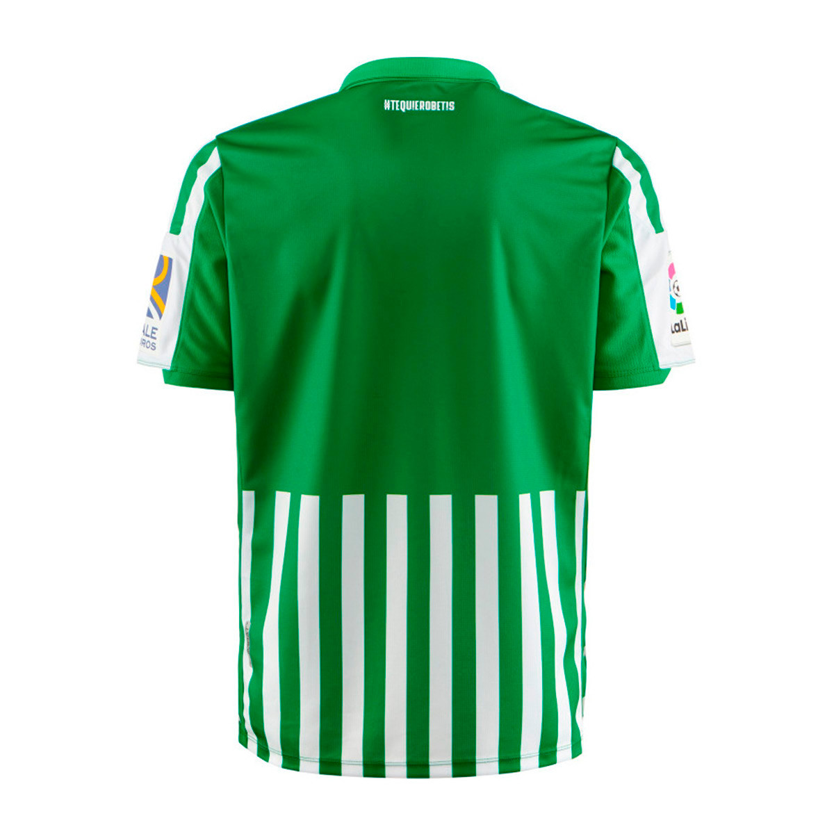 63d374ec Jersey Kappa Real Betis Balompie 2019-2020 Home White-Green - Football  store Fútbol Emotion