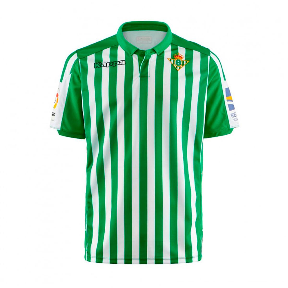 2019 Camiseta Verde Betis Balompié 2020 Niño Equipación Primera Real Blanco vN0wyn8mO