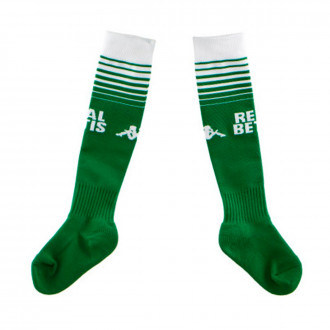 Chaussettes  Kappa Real Betis Balompie Domicile 2019-2020 Vert